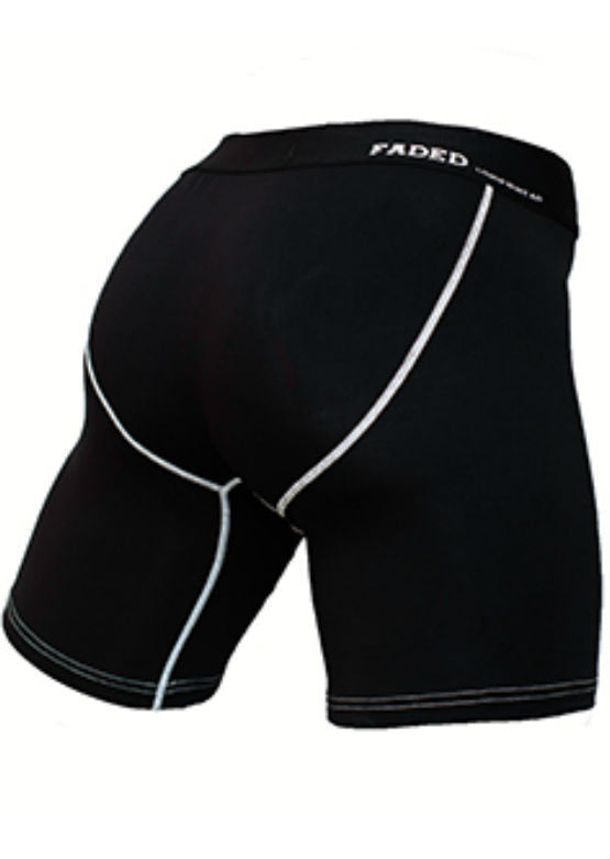 Faded Boxer - Black