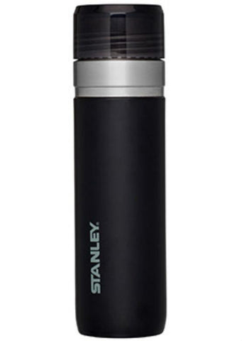 Stanley Go Vacuum Bottle - Matte Black