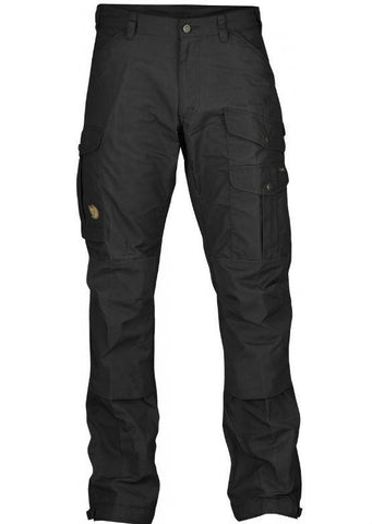 FjallRaven Men's Vidda Pro Trousers Regular - Black/Black