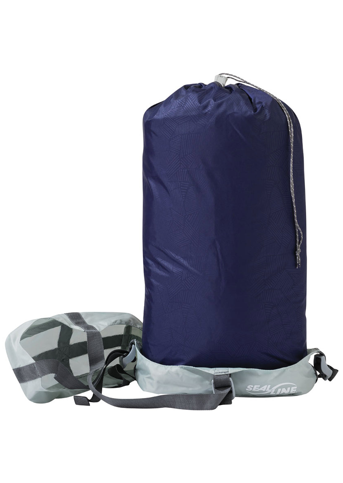 SealLine Blocker Compression 20L Cinch Sack Navy
