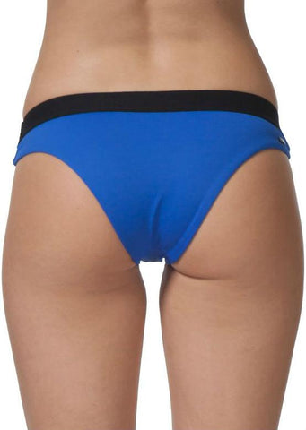 Ripcurl Women's Mirage Ultimate Cheeky - Blue
