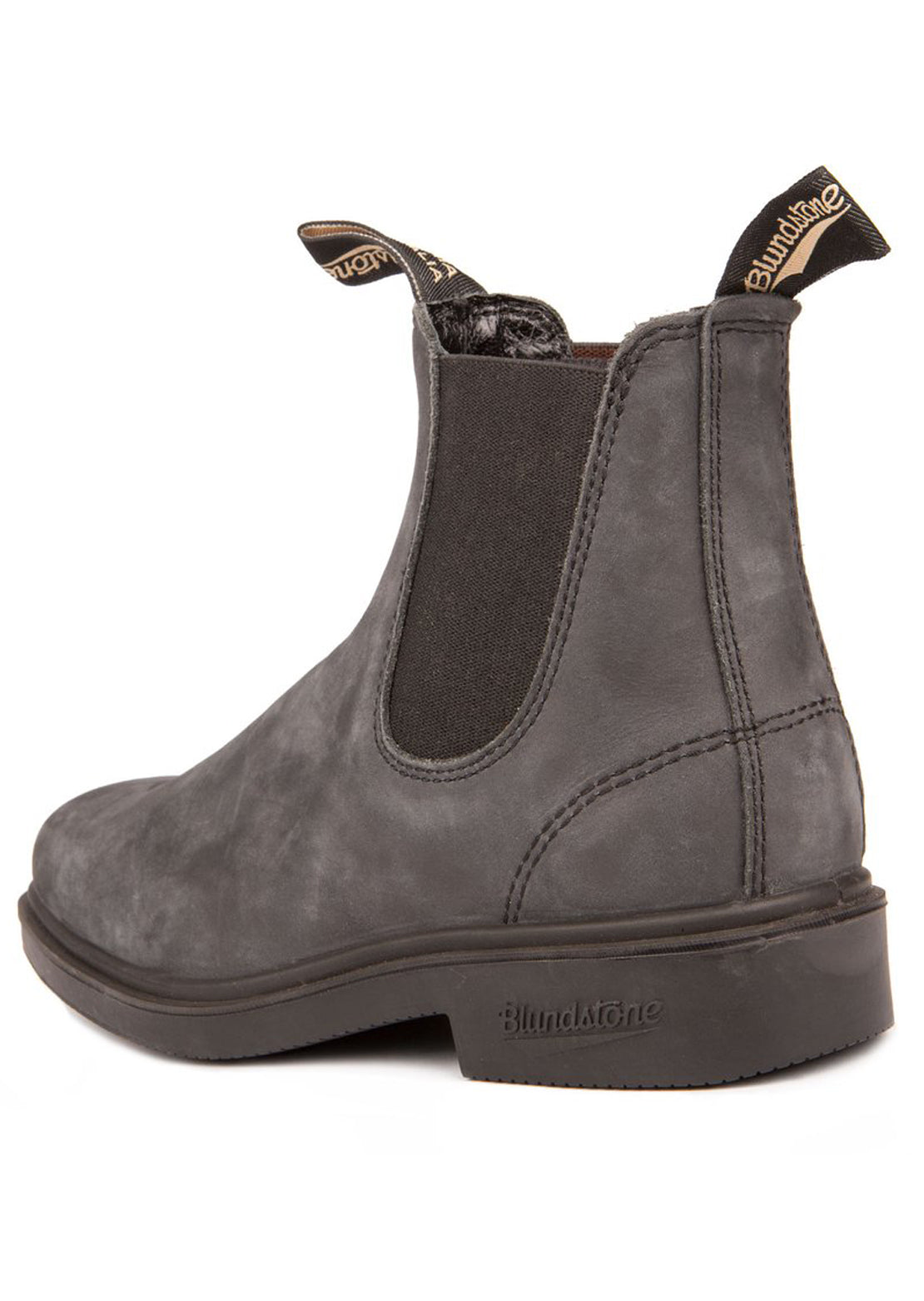 Blundstone 1308 Chisel Toe Boots (1308) Rustic Black
