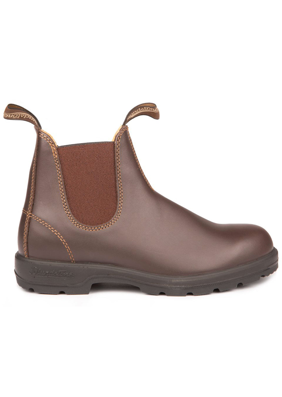 Blundstone 550 Leather Lined Boots (550) Walnut