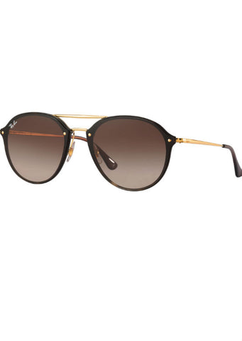 Ray Ban Blaze Double Bridge RB4292N - Light Havana