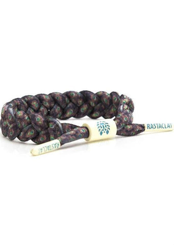 Rastaclat Brown Peacock
