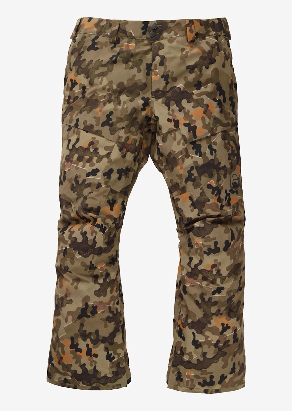Burton AK Men's Gore-Tex Swash Pants Keef Shelter Camo