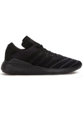 Adidas Men's Busenitz Pure Boost - Black/Black