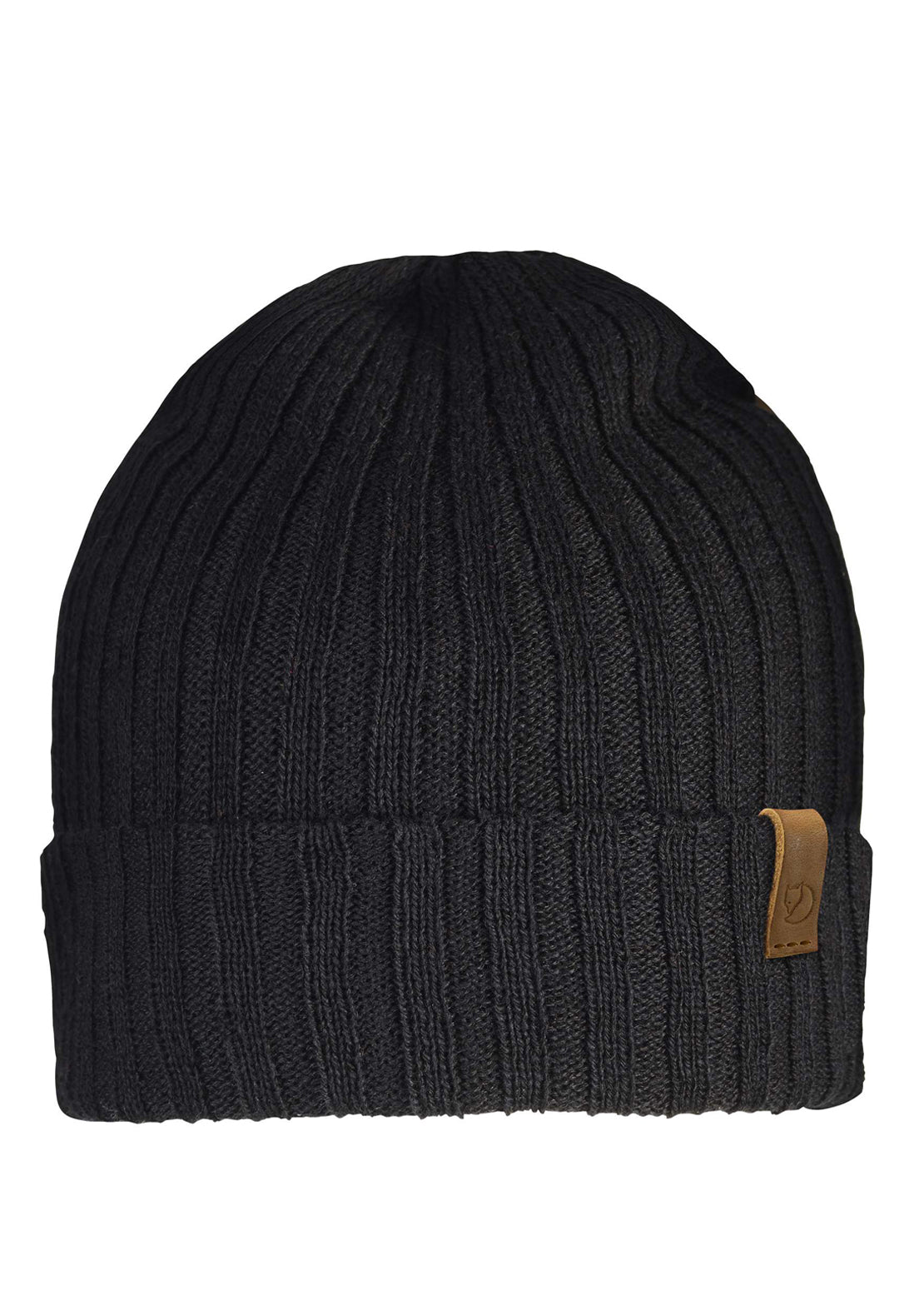 Fjallraven Byron Thin Beanie Black