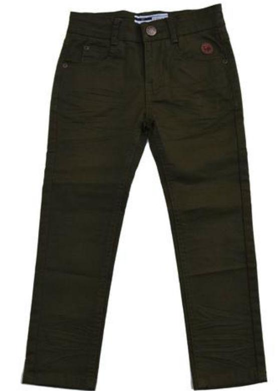 L & P Junior Baby Skinny Cut - Camo Green