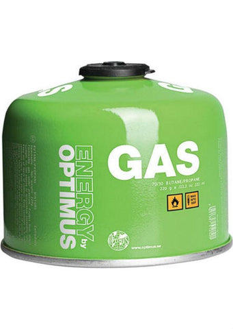 Optimus Fuel 220G Canister - Green