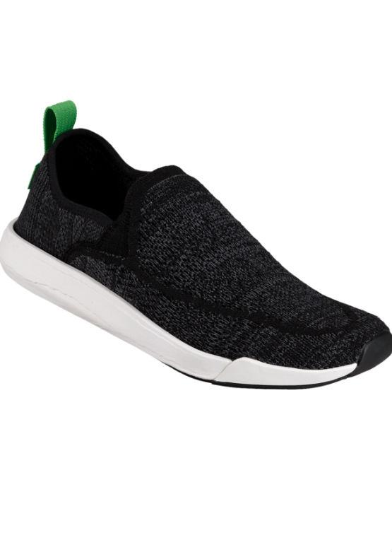 Sanuk Men's Chiba Quest Knit - Black