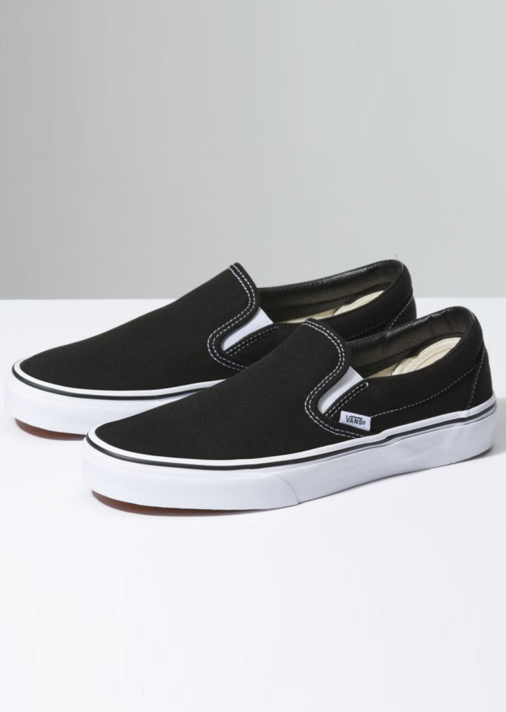 Vans Junior Classic Slip-On - Black