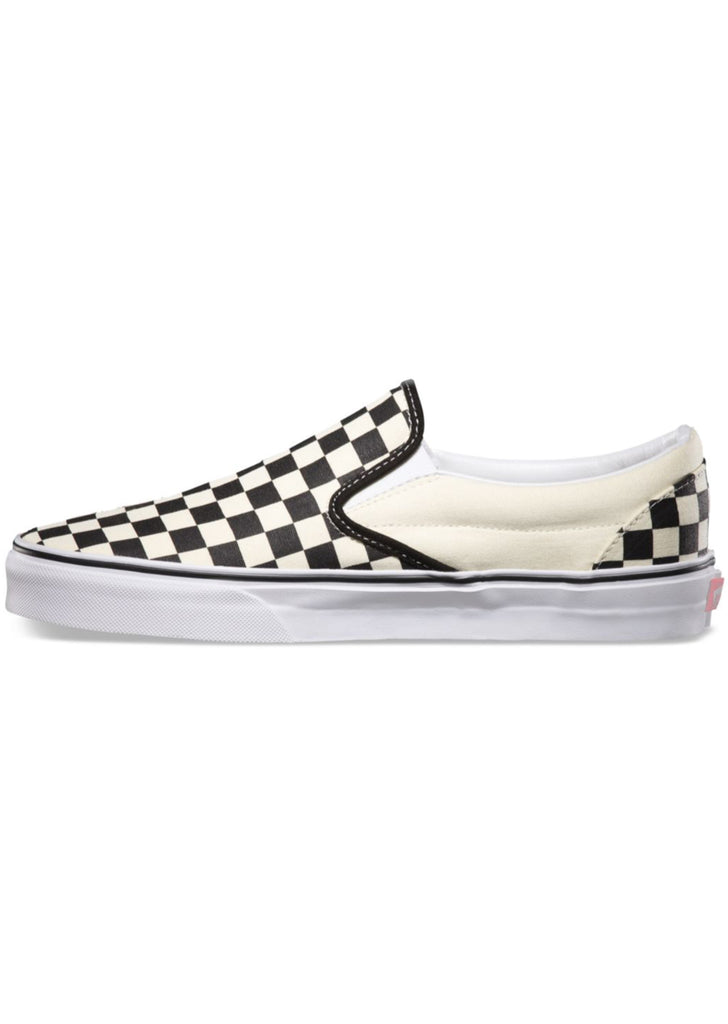 Vans Women's Classic Slip-On Checkerboard
