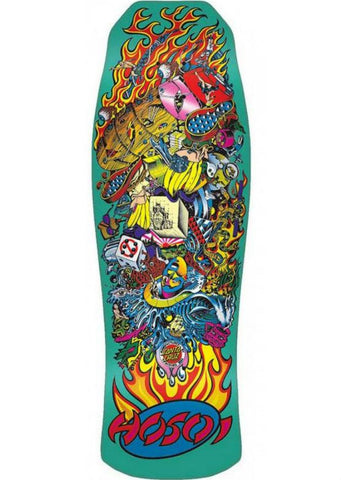 Santa Cruz Reissue Hosoi Collage Candy - 10.0