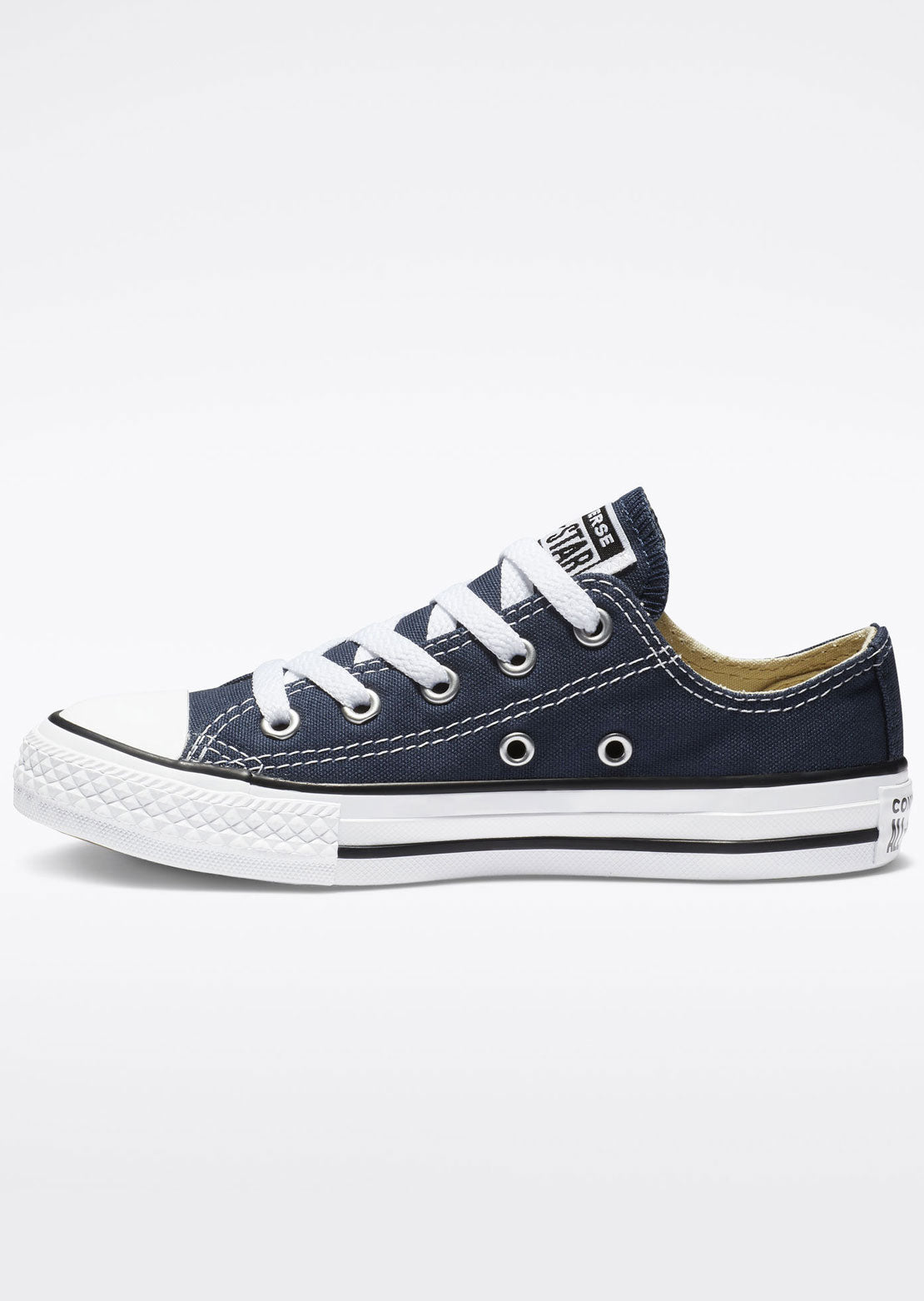 Converse Junior Chuck Taylor Low Top Shoes 3J237C OX/Navy