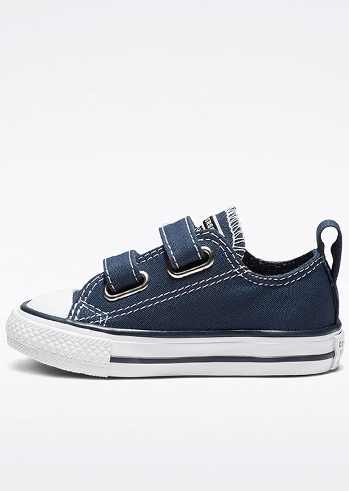 Converse Junior Toddler Chuck Taylor All Star 2V Shoes Athletic Navy/White