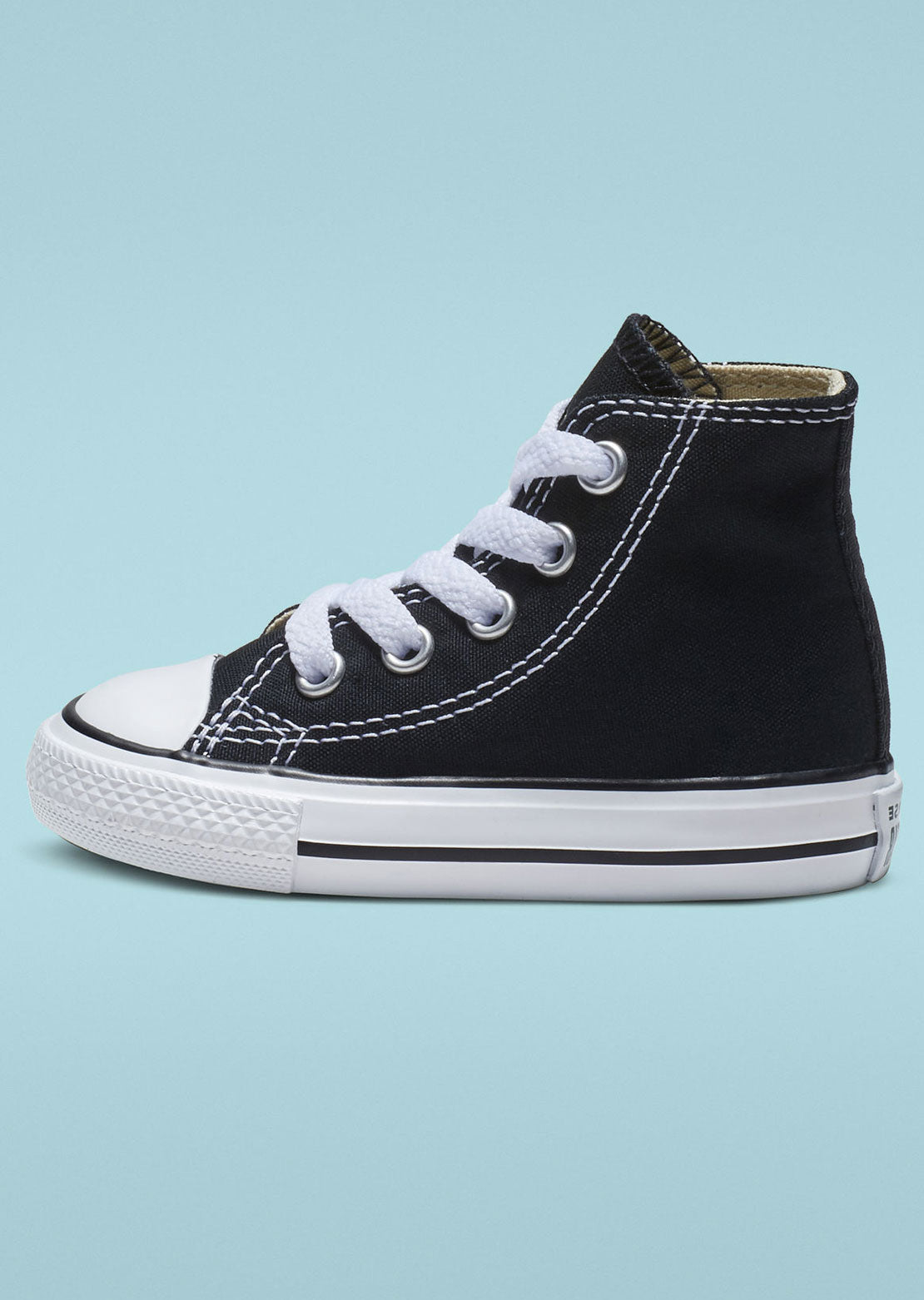 Converse Toddler Chuck Taylor Hi Top Shoes Black