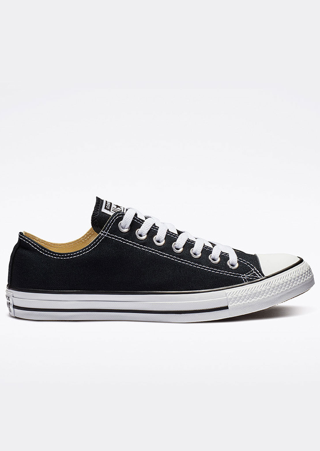 Converse Unisex Chuck Taylor All Star Low Top Shoes Black
