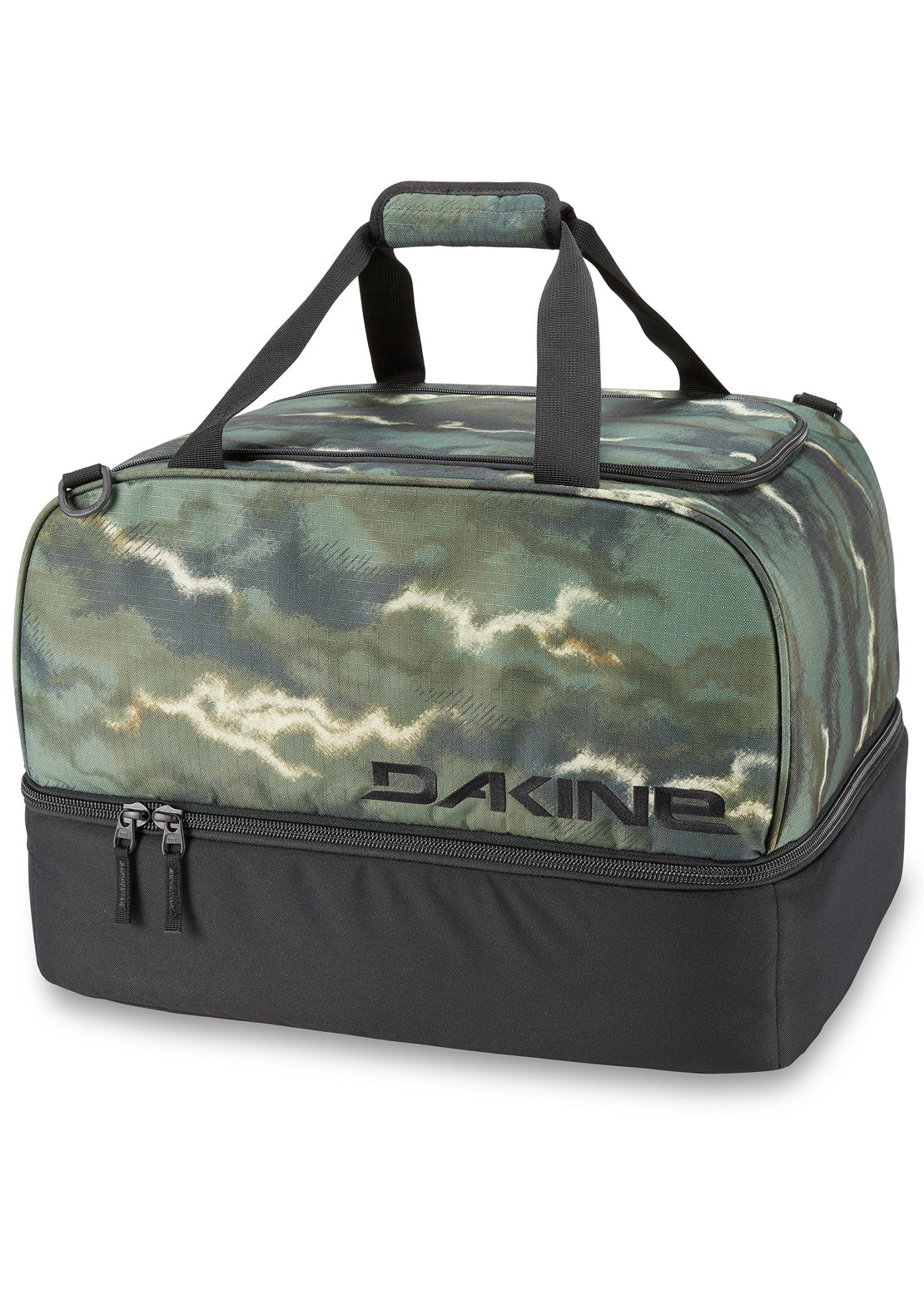 Dakine Boot Locker 69L Bag Olive Ashcroft Camo
