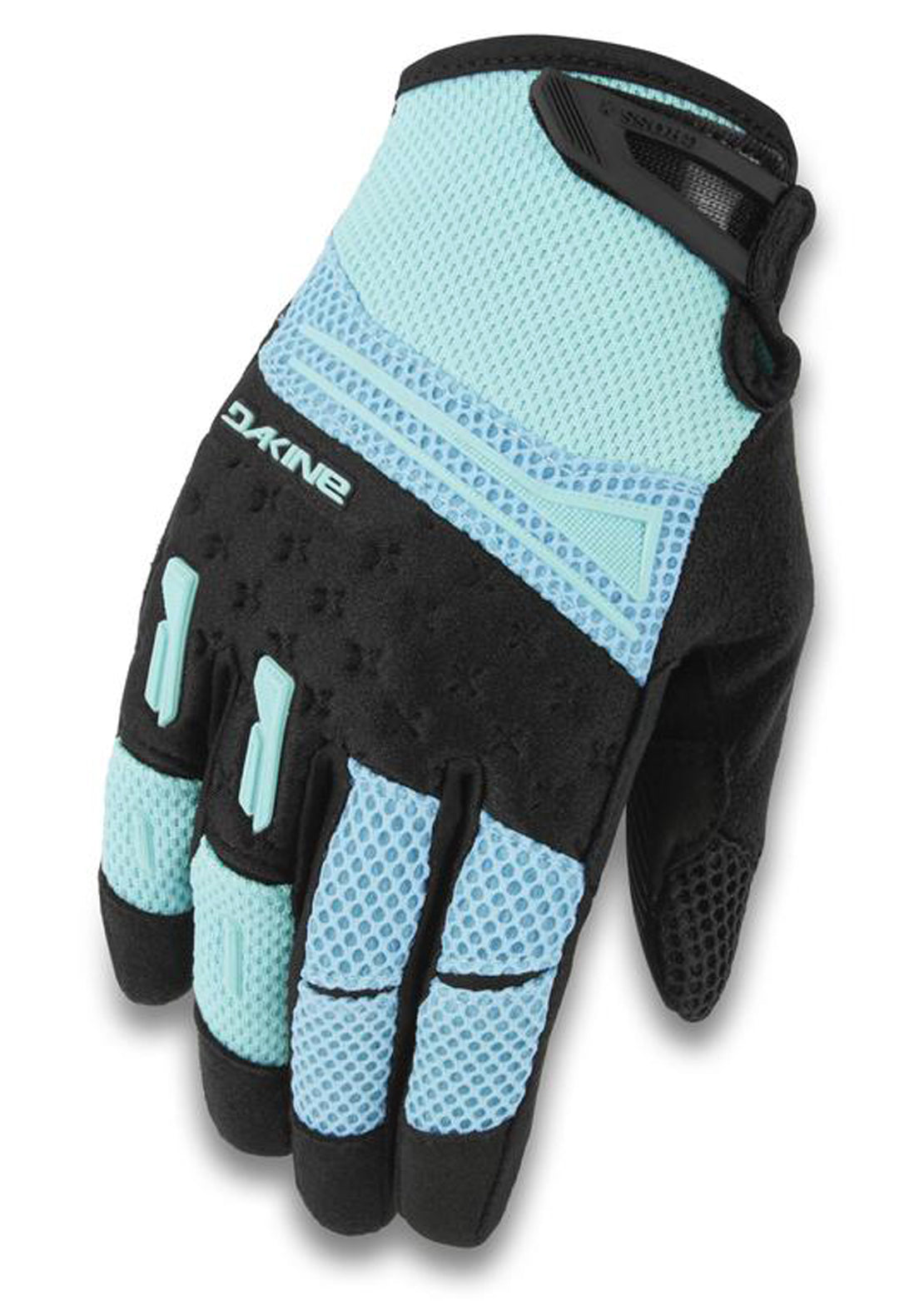 Dakine Women's Cross-X Mountain Bike Gloves Nile Blue