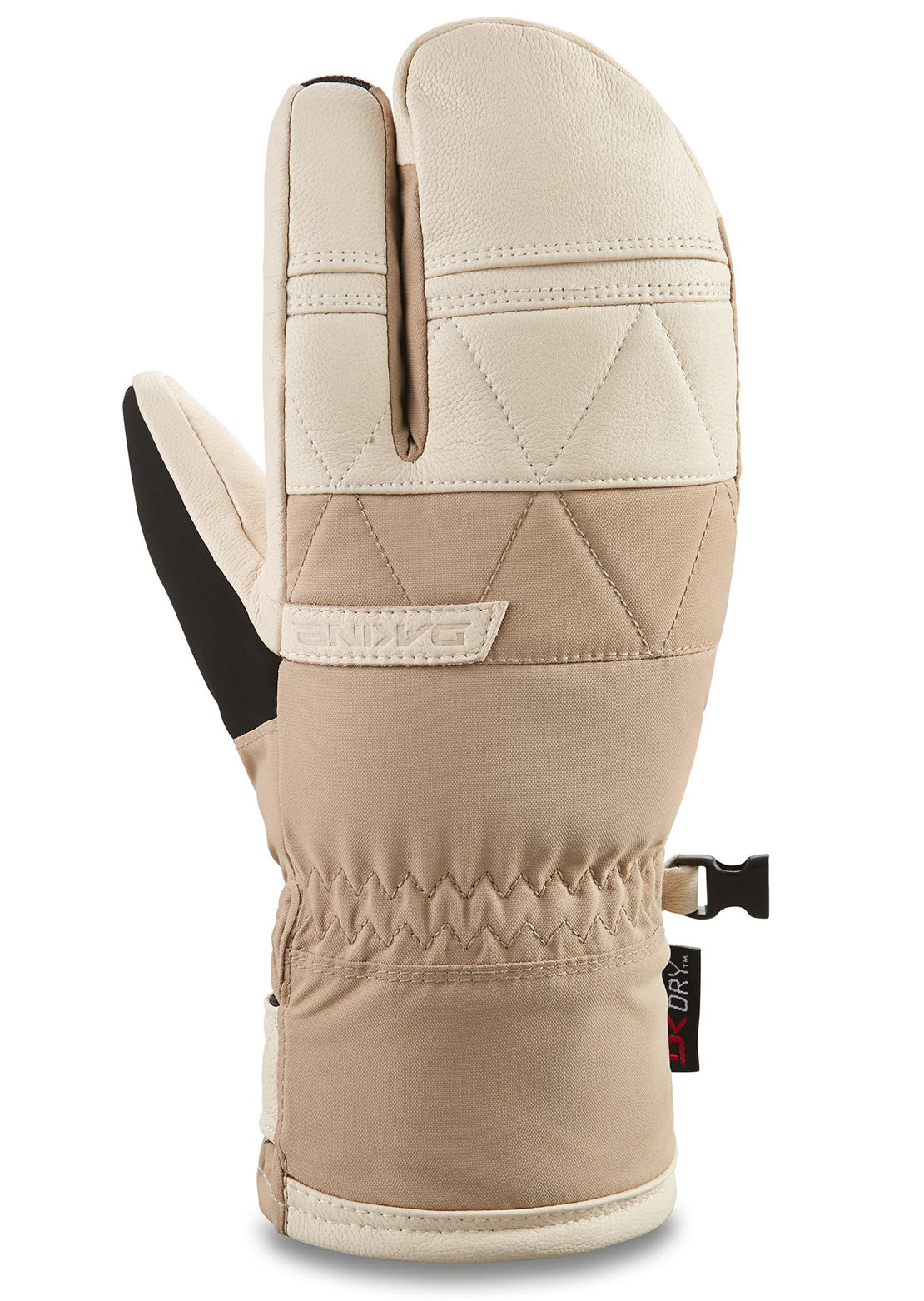 Dakine Women's Fleetwood Trigger Mitts Stone/Turtledove