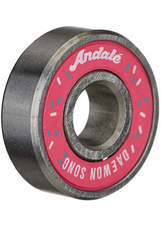 Andale Bearing Donut & Wax - Pink