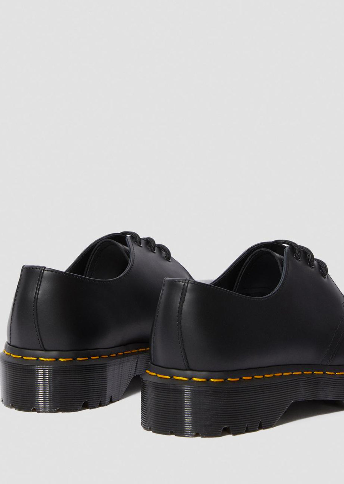 Dr.Martens Women's 1461 Bex Shoes Black Smooth