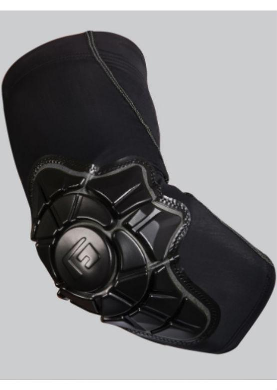 G-Form Protection Elbow - Black/Gray