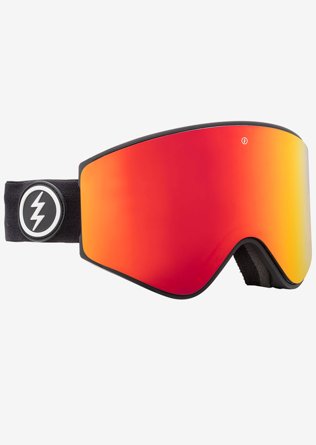 Electric EGX Snow Goggles Matte Black/Brose Red Chrome