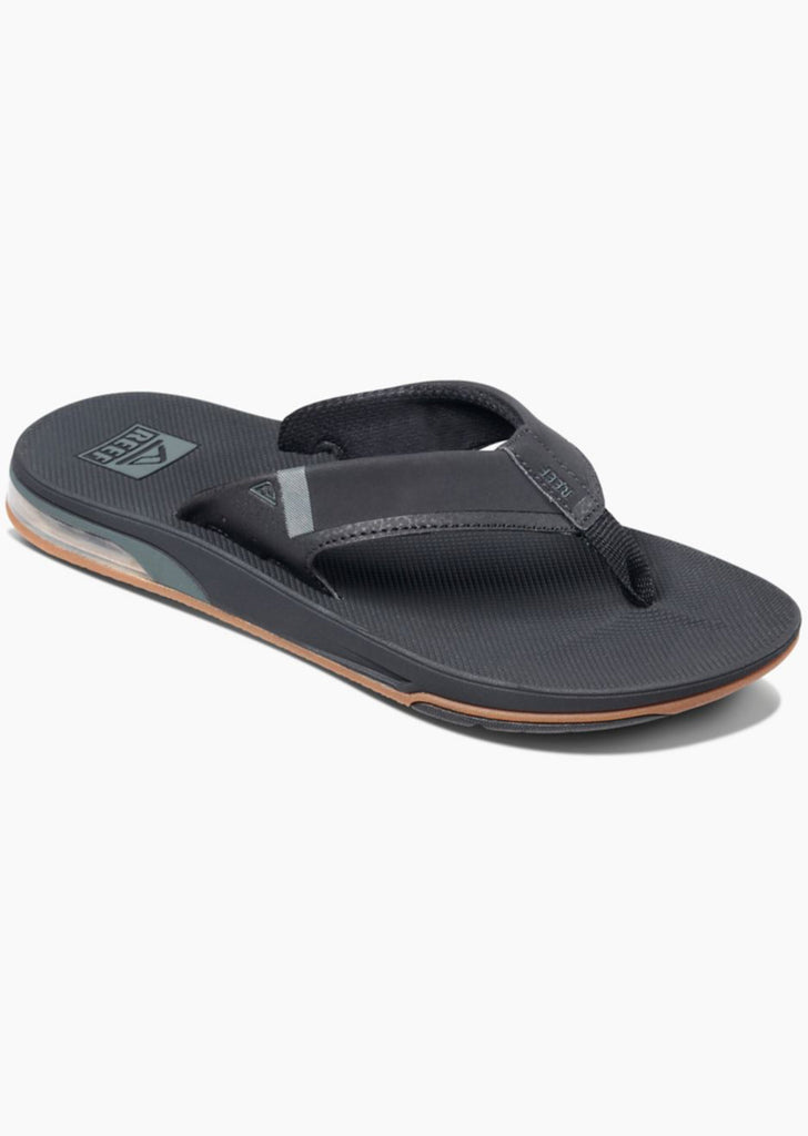Reef Men's Fanning Low Sandals Black