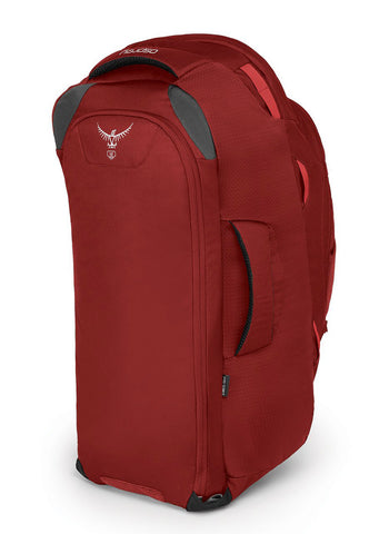 Osprey Men's Farpoint 55 Backpack Jasper Red