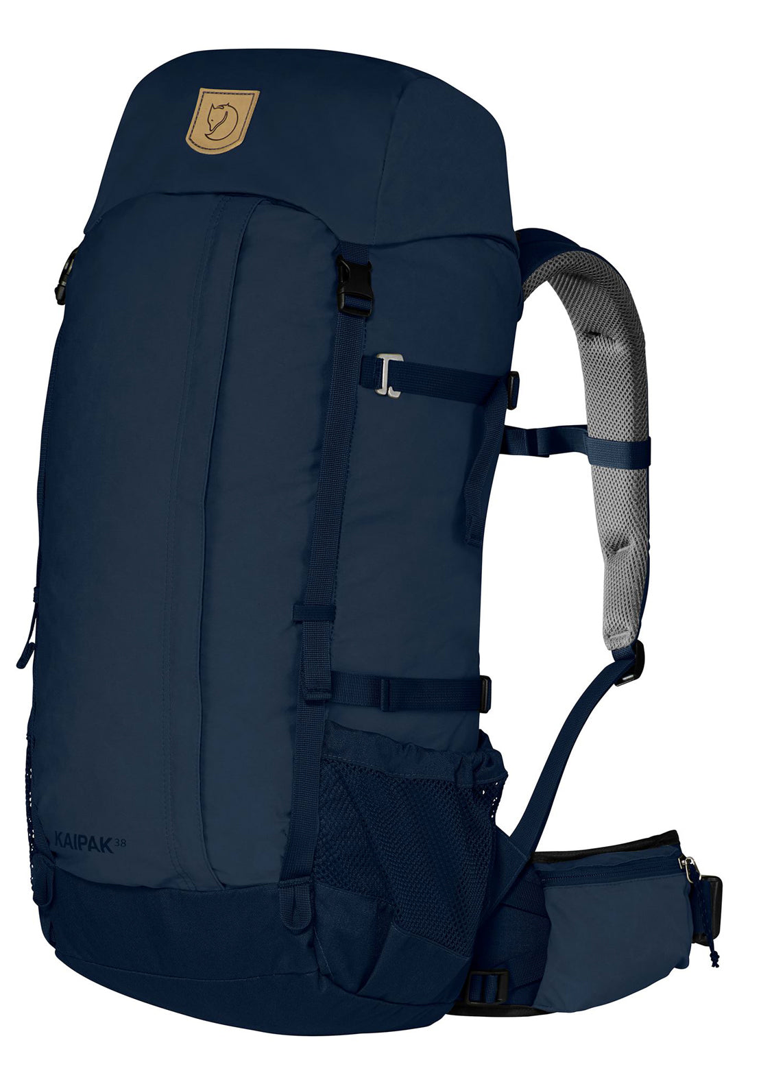 Fjallraven Kaipak 38 Hiking Bag Navy