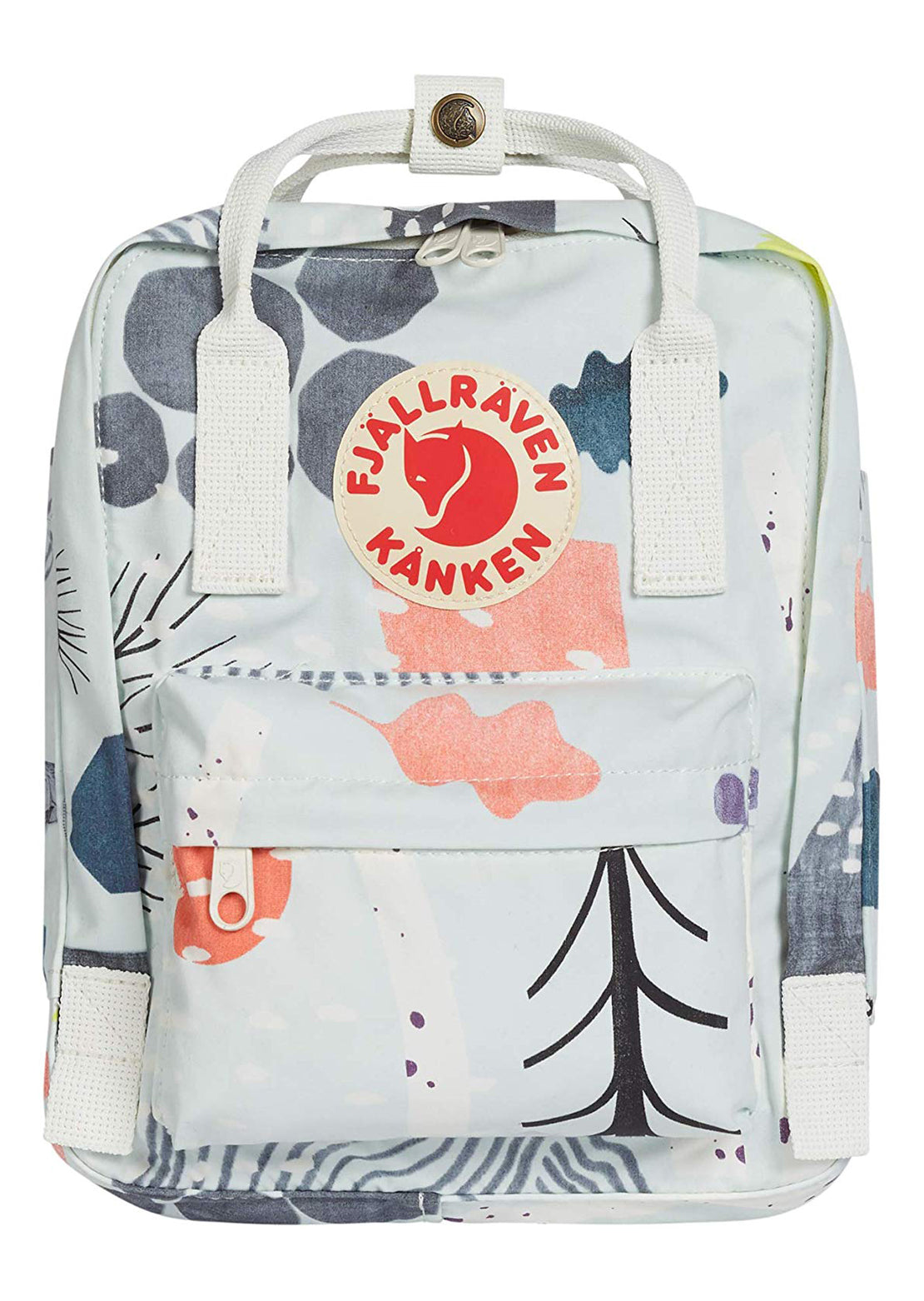 Fjallraven Kanken Art Backpack Birch Forest