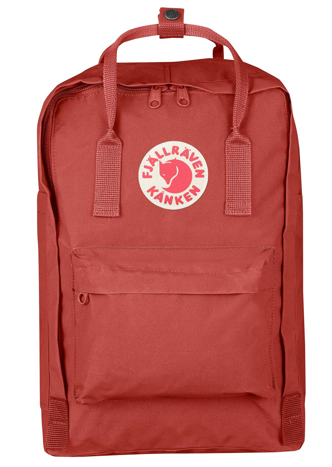 "Fjallraven Kanken Laptop 15"" Backpack Dahlia"