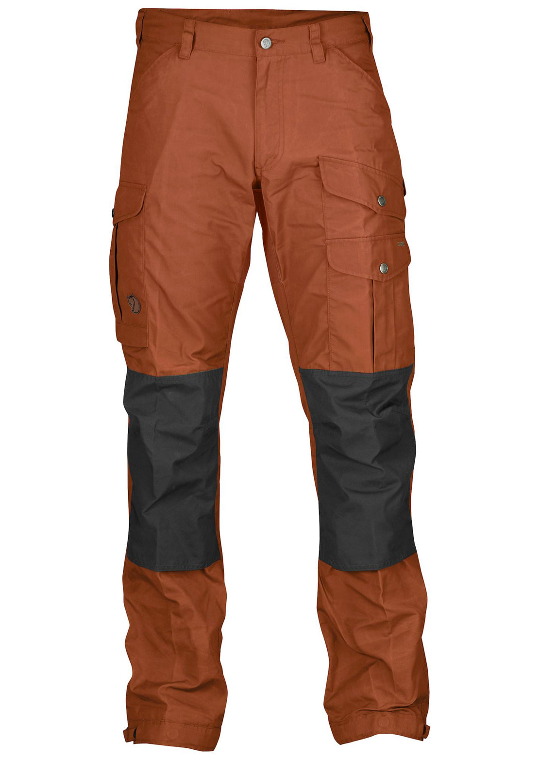 Fjallraven Men's Vidda Pro Trousers Reg Pants Autumn Leaf/Stone Grey