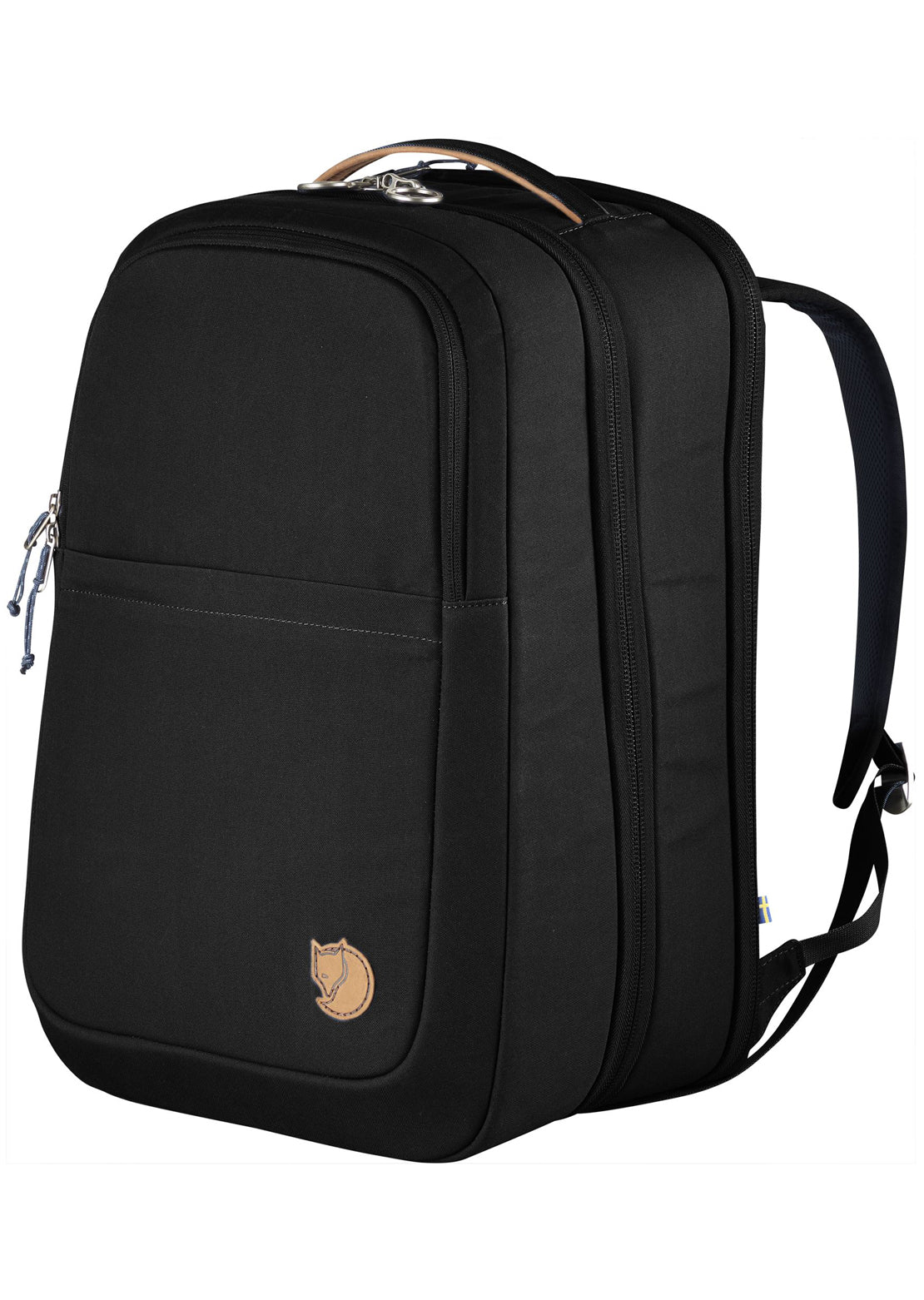 Fjallraven Travel Pack Black