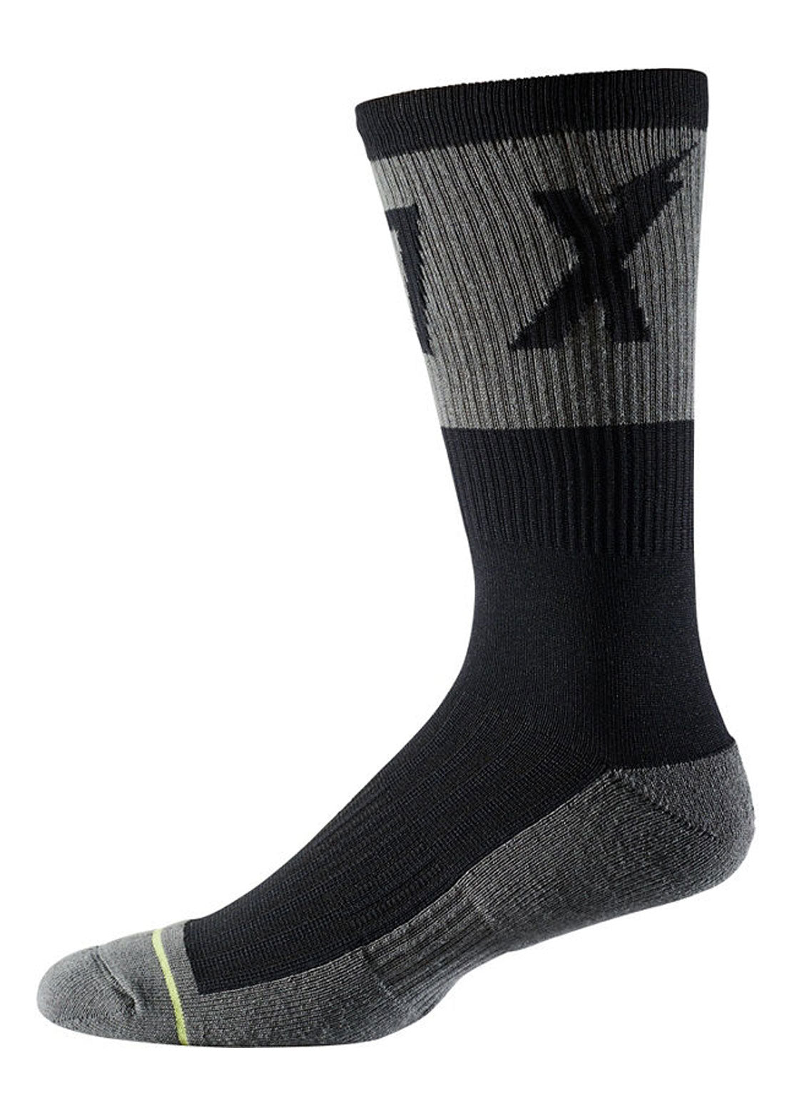Fox 8' Trail Cushion Socks Black