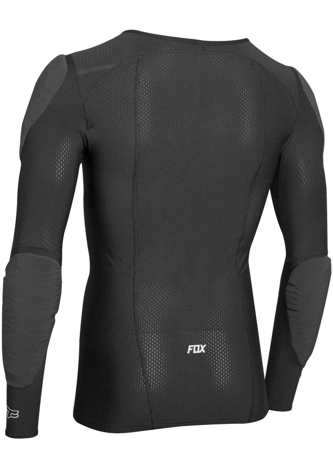 Fox Men's Base Frame 3D0 Longsleeve Protective Bike Jersey Black