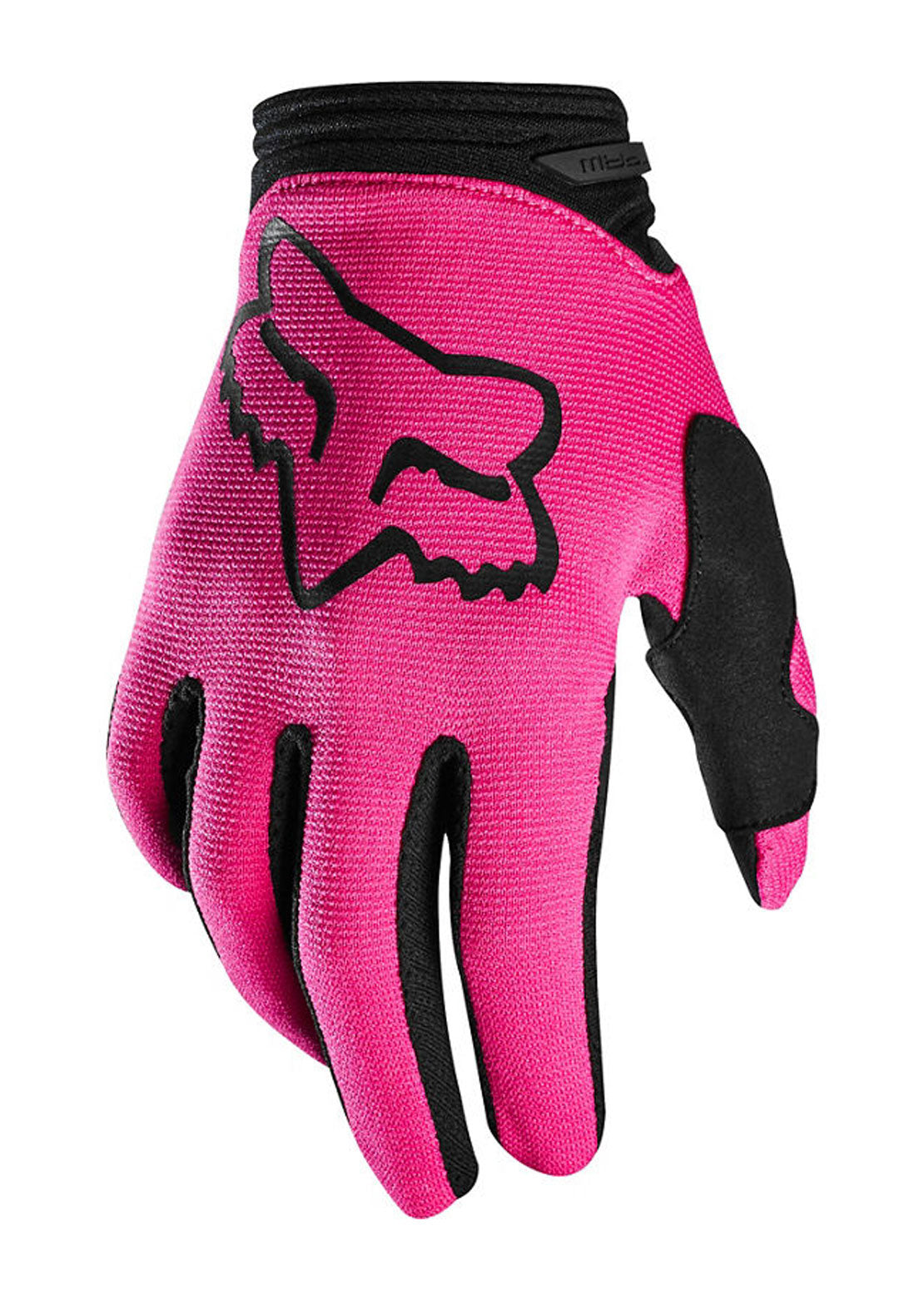 Fox Women's Dirtpaw Prix Mountain Bike Gloves Pink