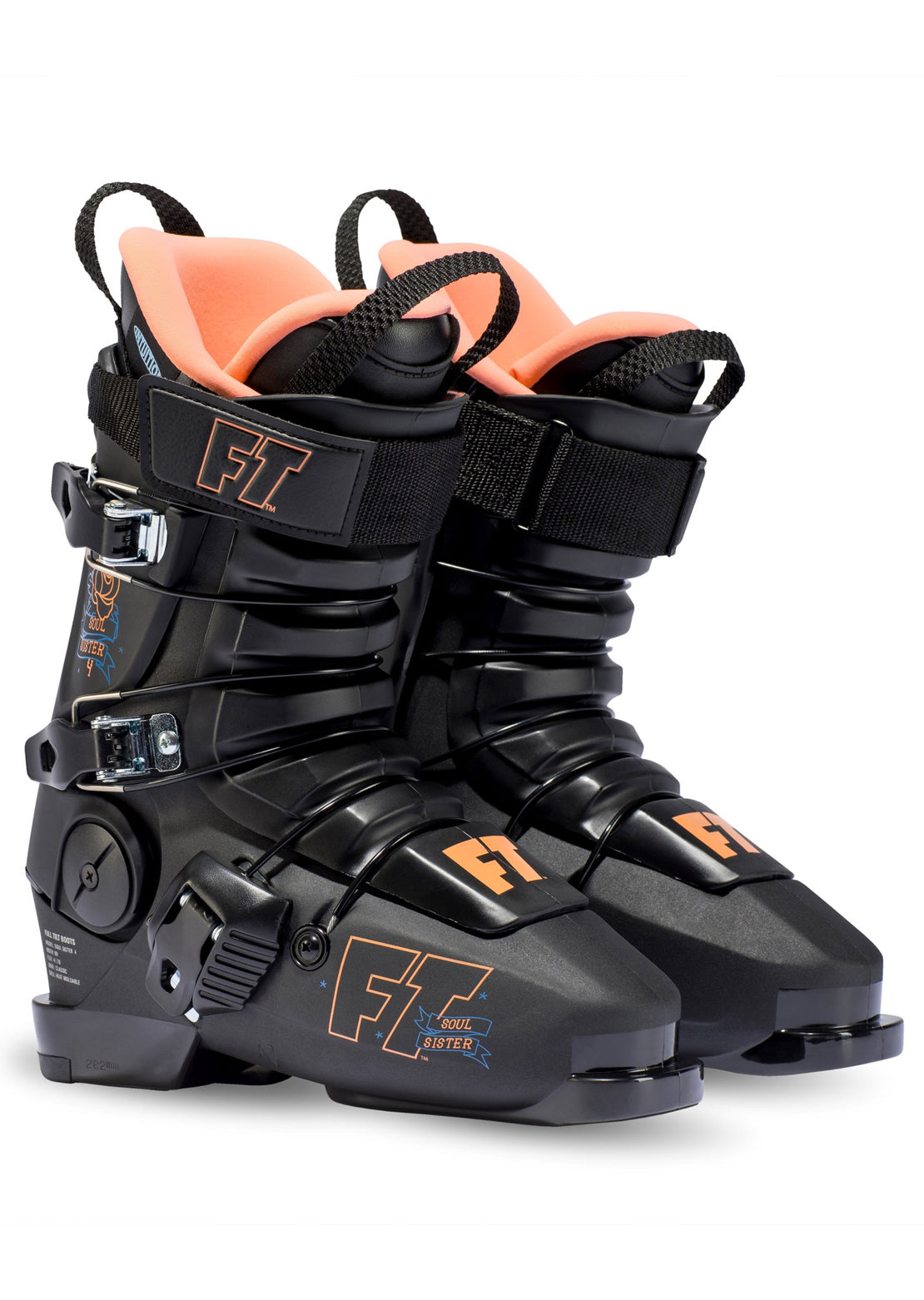Full Tilt Women's Soul Sister 4 Ski Boot Black