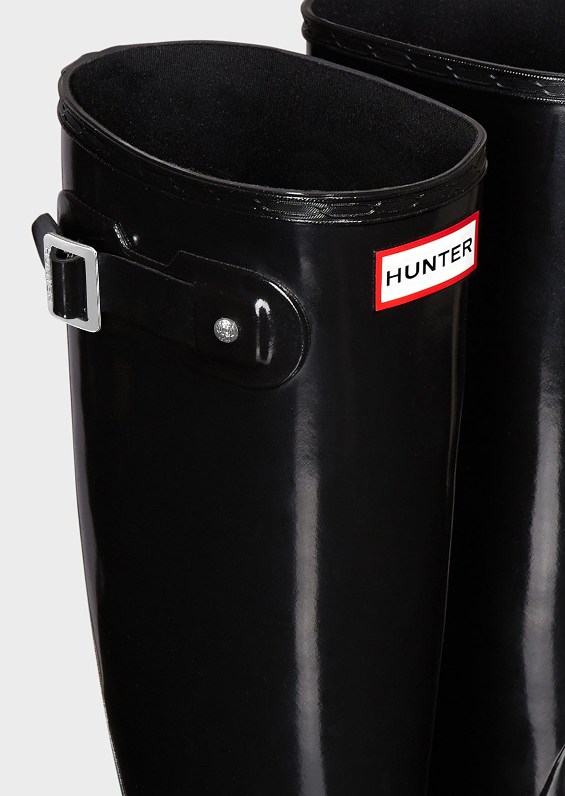 Hunter Women's Original Tall Gloss Boots - Up