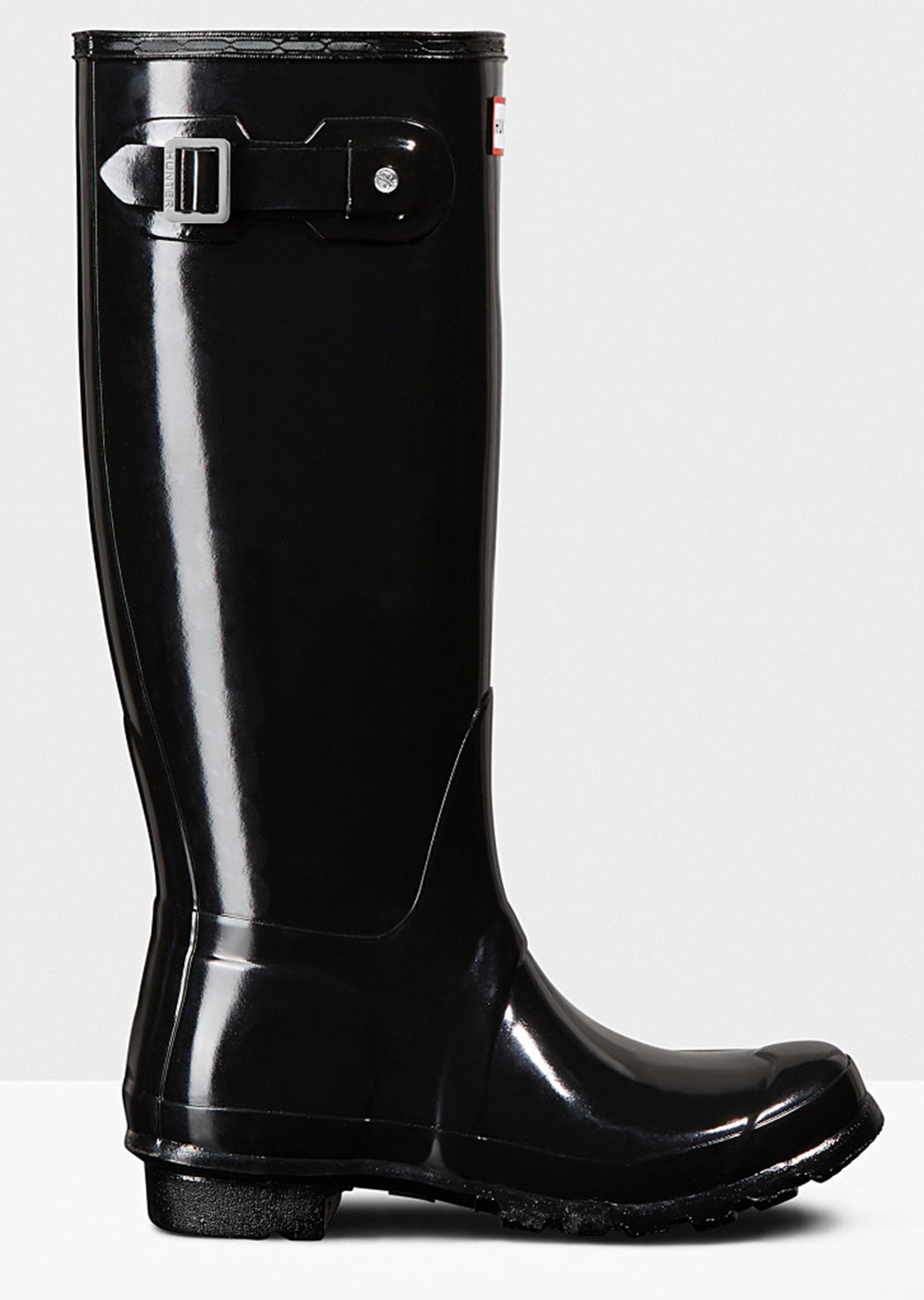 Hunter Women's Original Tall Gloss Boots - Side