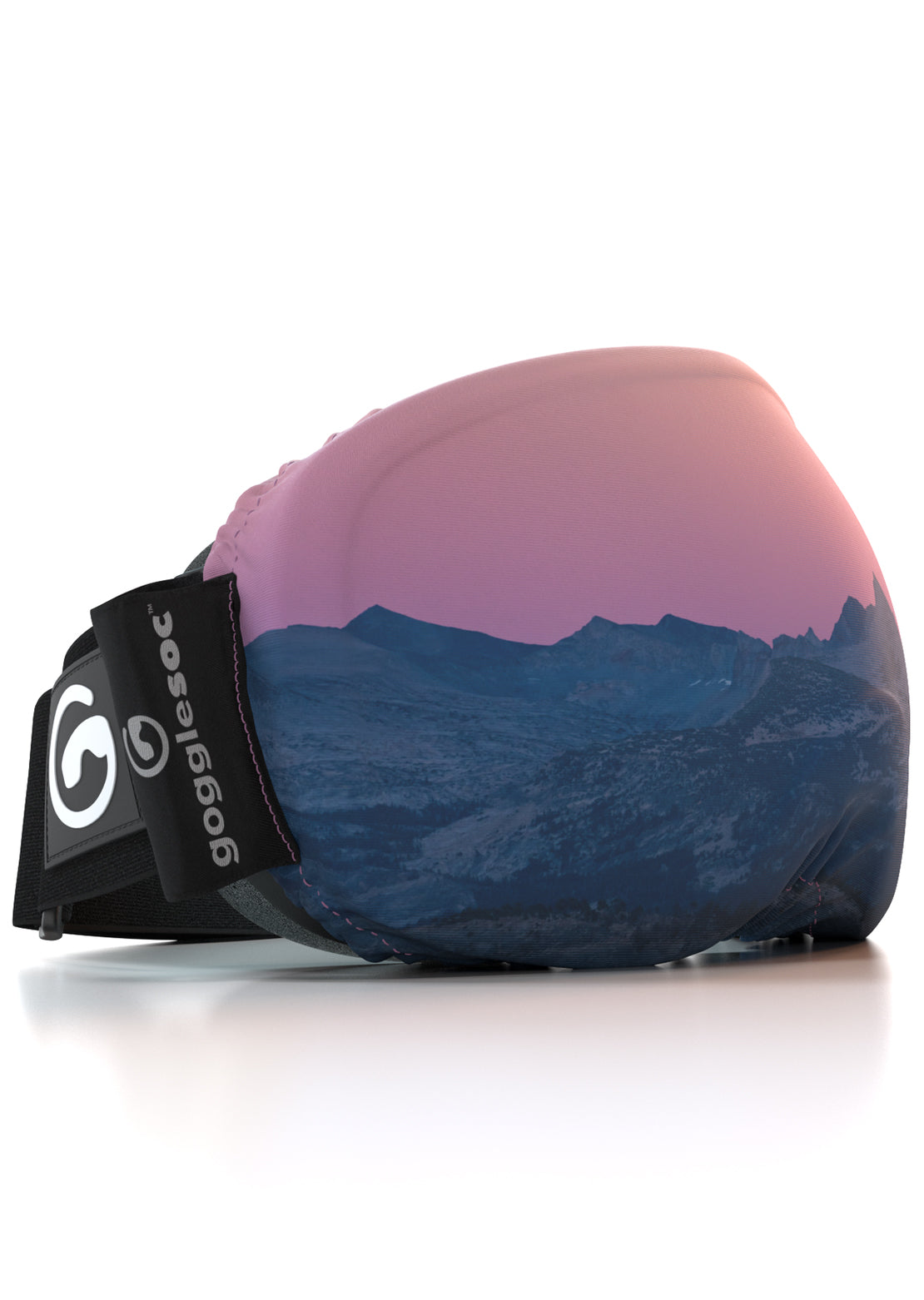 Gogglesoc Alpenglow Goggle Cover