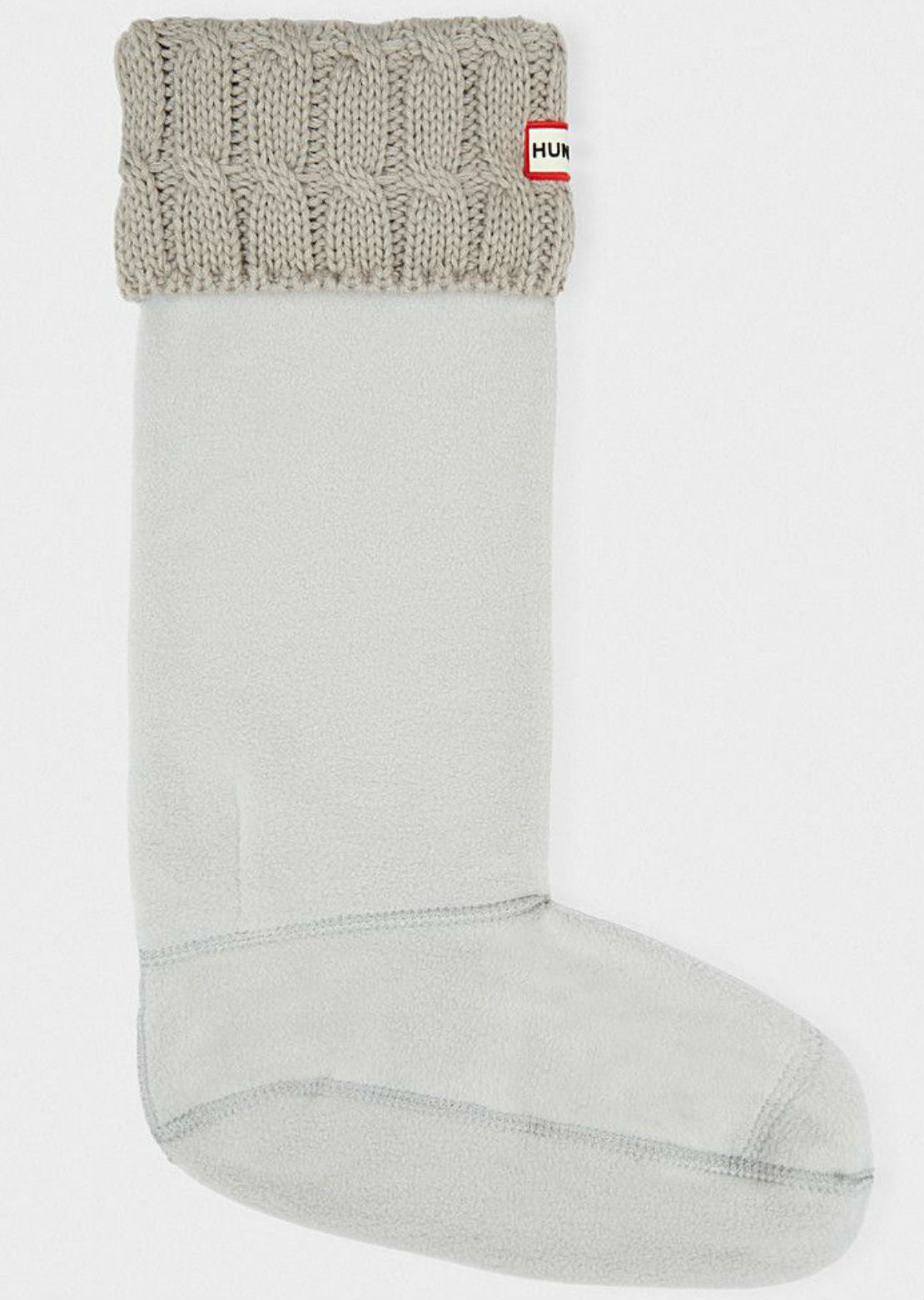 Hunter Women's Original Short 6 Stitch Cable Cuff Socks