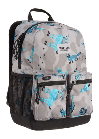 Burton Junior Gromlet Backpack Hide And Seek Print