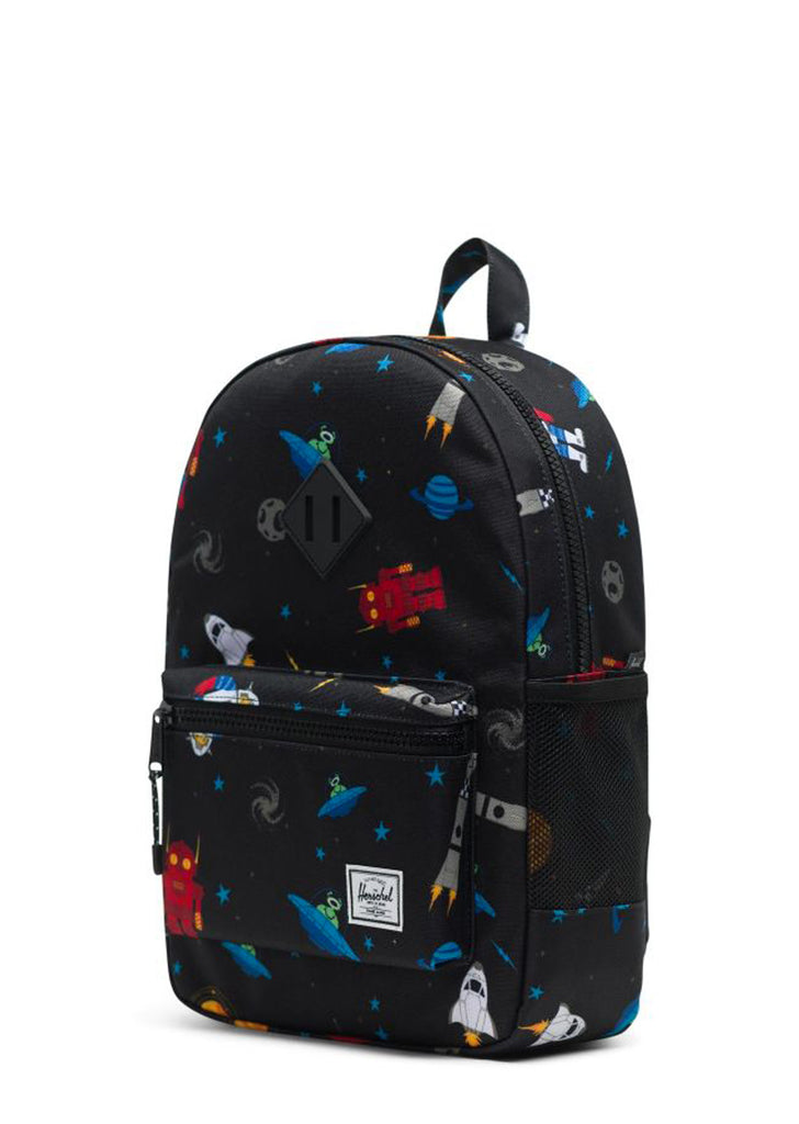 Herschel Junior Heritage Youth Backpack Outer Space