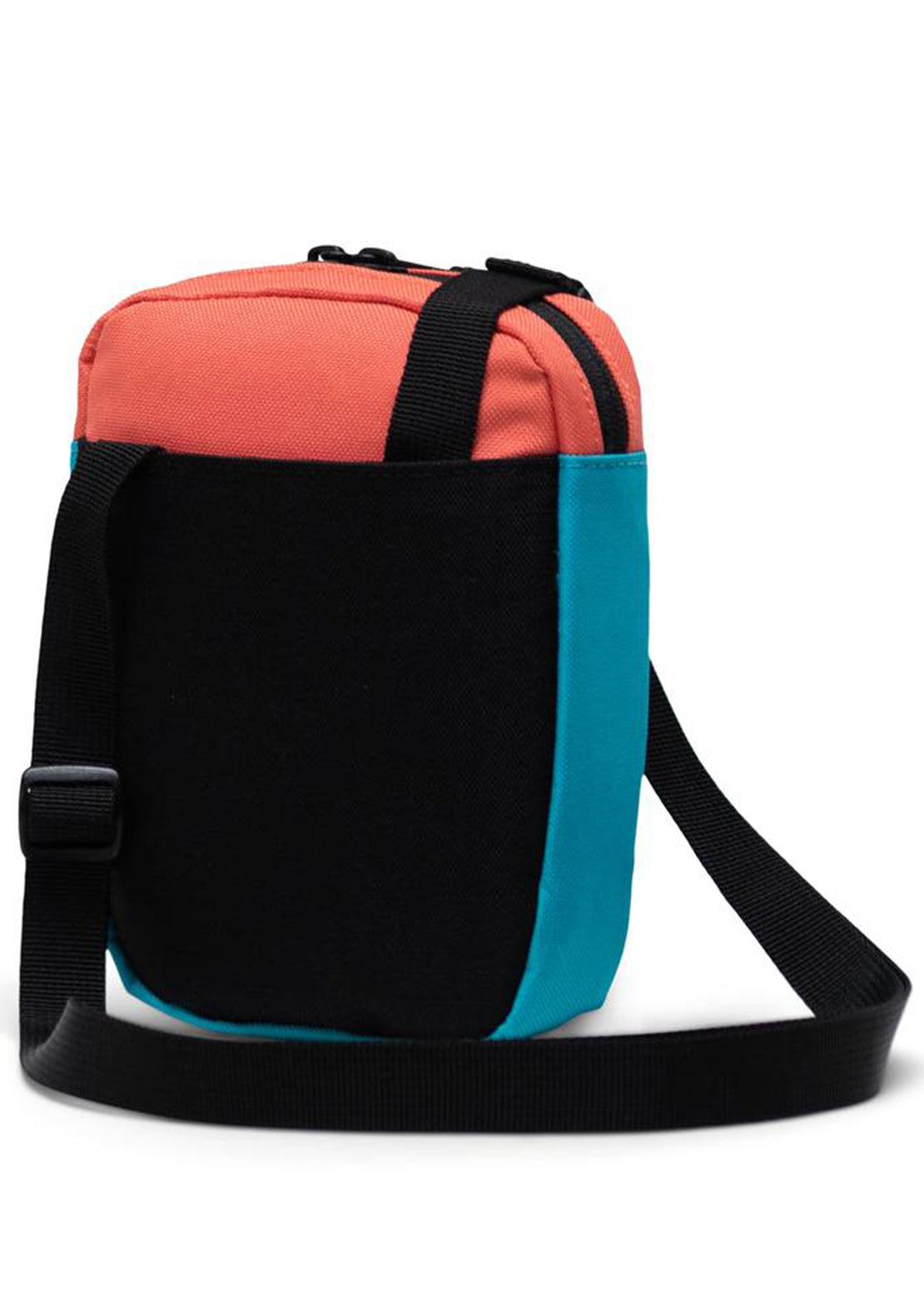 Herschel Cruz Crossbody Bag Blue Bird/Black/Emberglow