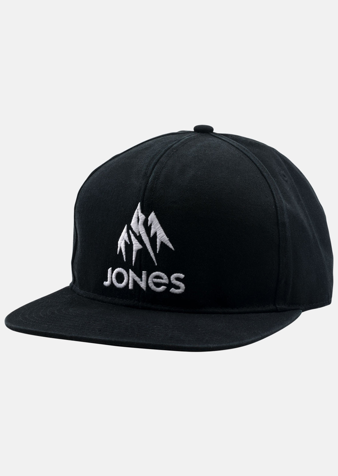 Jones Jackson Cap Black/White