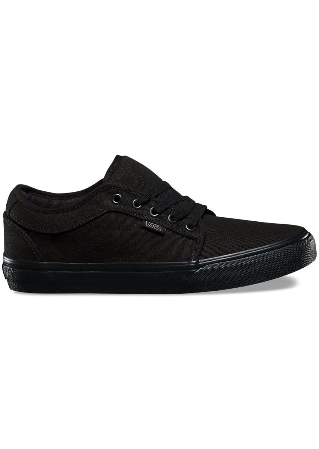 Vans Junior Chukka Low Youth Shoes Blackout