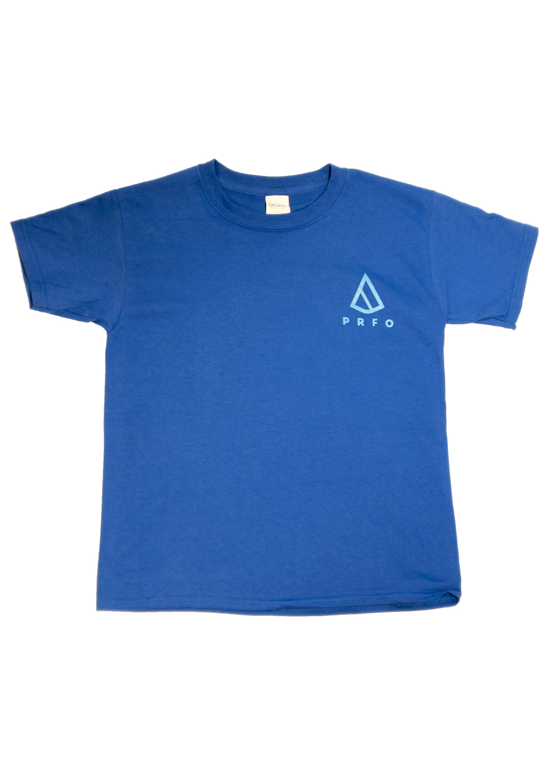 PRFO Junior Icon Superior T-Shirt Royal/Blue